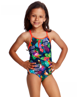 Tropic Tag Toddlers Girls