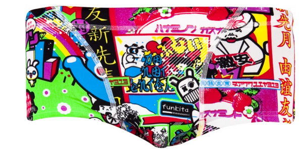 Tokyo Smackdown Funky Trunk Mens