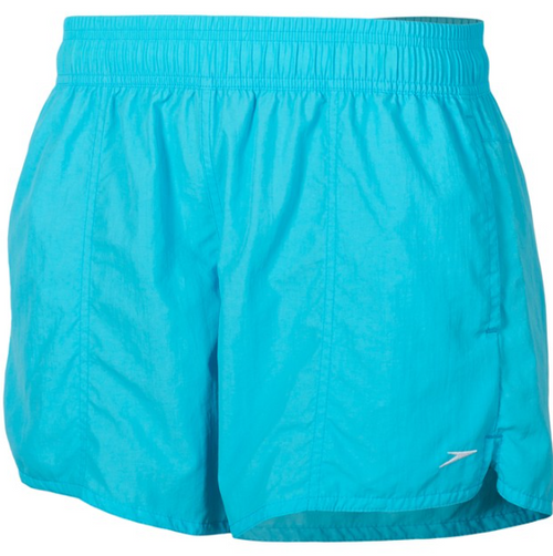 solid leisure short / Turquoise