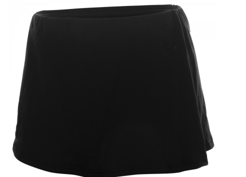 Ladies Water Skirt Black