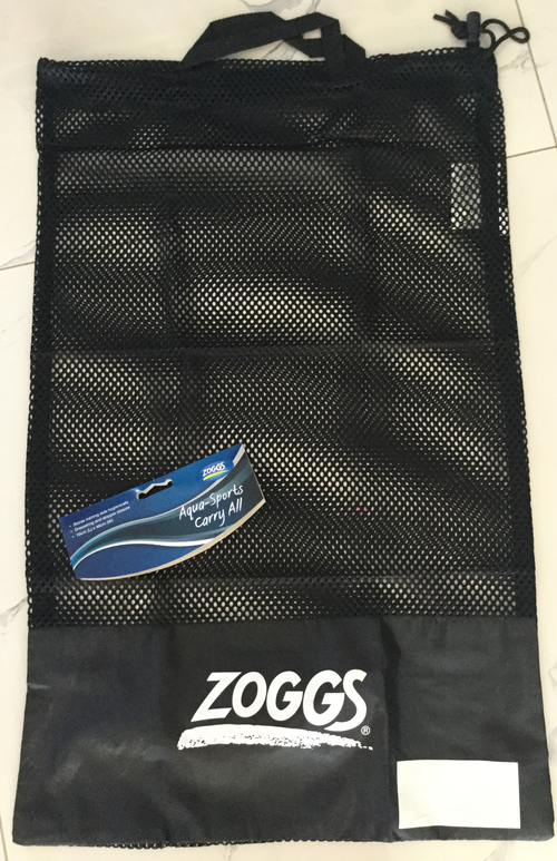 Zoggs Mesh Swim Bag Accessories