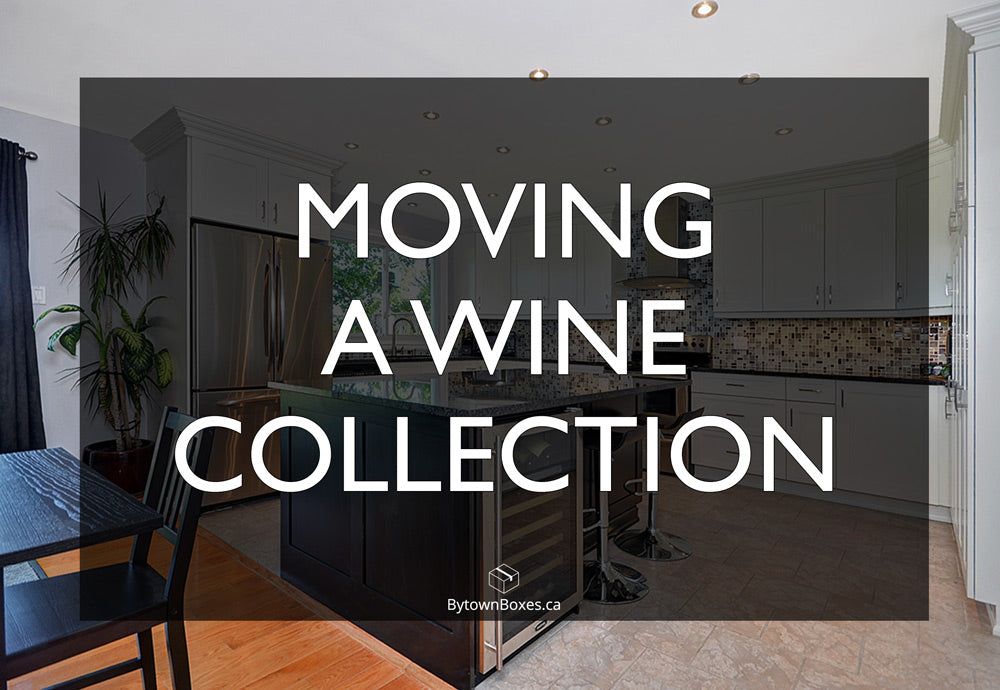 How To Move Your Ottawa Wine Collection