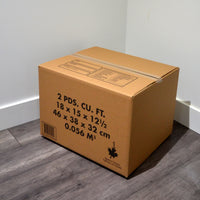 Everyone's Favourite Box - 2 Cubic Feet