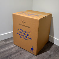 Medium Box - 4 Cubic Feet