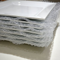 Dish Packing Sheets