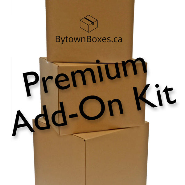 Premium Add-On Packing Kit