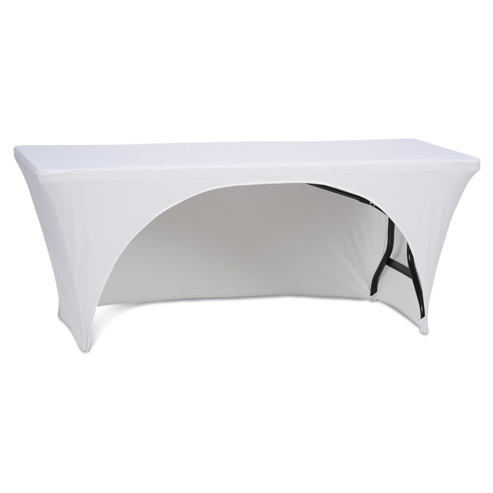Open-Back UltraFit Table Cover - 6' - Full Color