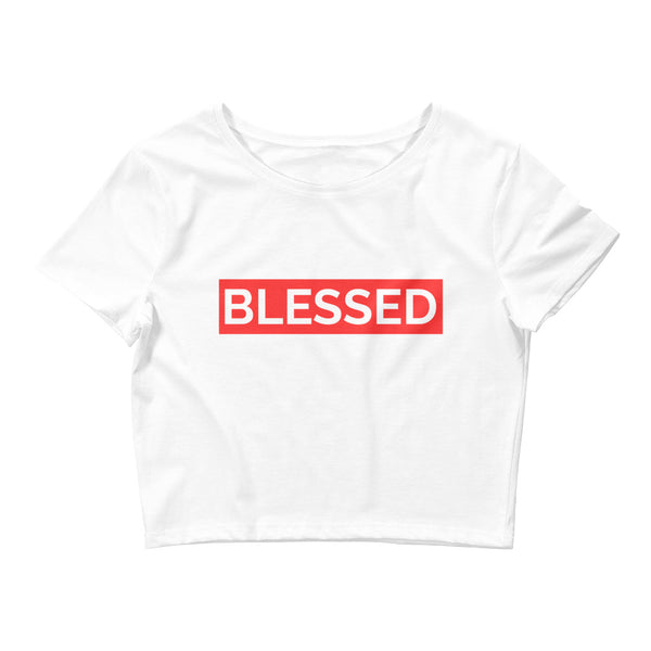 Blessed Supreme - Women's Crop Top
