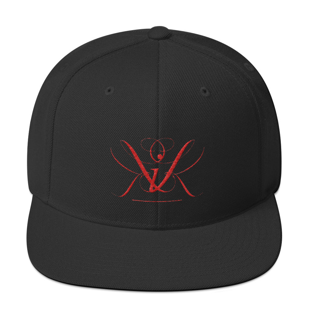 Red Crown - Snapback Hat