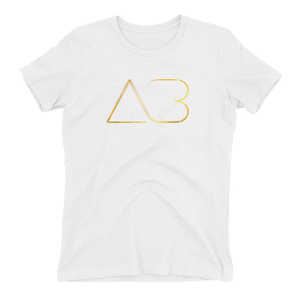 Gold AB - Women's Boyfriend Tee