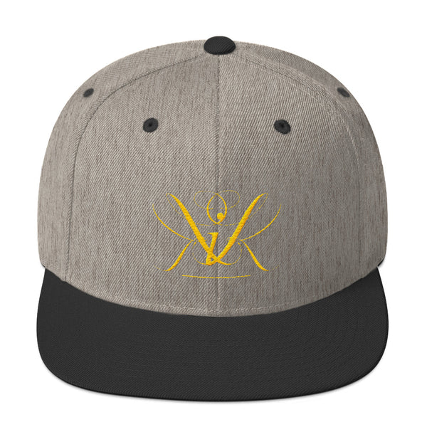 Gold Crown - Snapback Hat