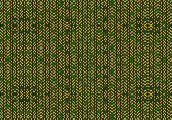 Loomed // Green