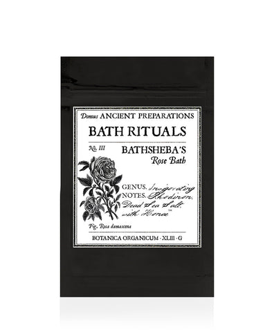Bathsheba's Rose Bath