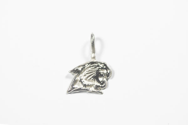 Small Sterling Silver Wildcat