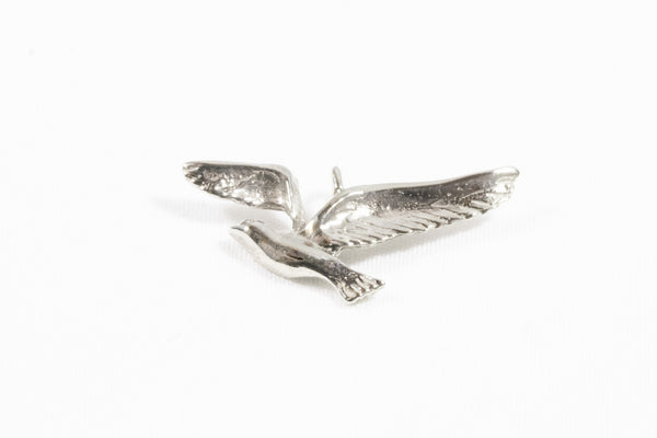 White gold seagull pendant wattsson and wattsson jewelers white gold seagull pendant mozeypictures Images
