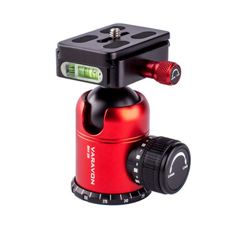BH35 Ball Head ( Red,Silver )