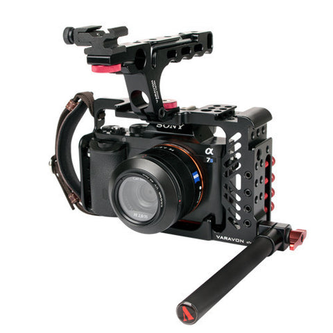 ARMOR II - A7S Standard Cage + Battery Package