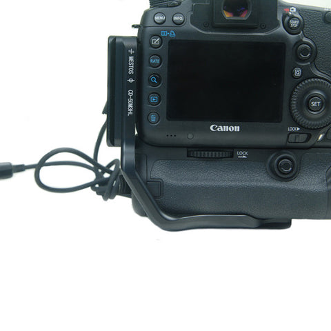 L Plate for Canon 5Dm3 Battery Grip