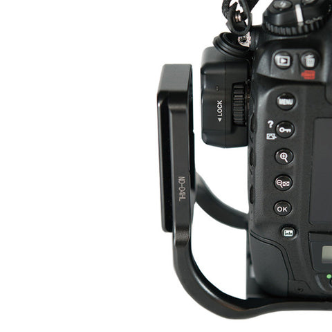 L Plate for Nikon D4 Body