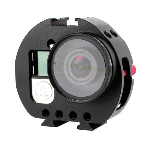 ARMOR GOPRO STANDARD CAGE W/UV