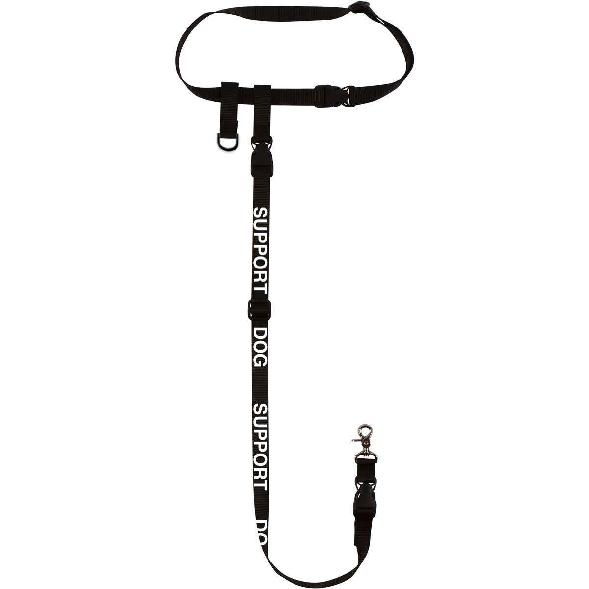 Regular Dog, Support Dog Hands Free Leash