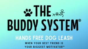 Hands Free Dog Leash The Best Dog Running, Jogging Leash Made in The USA By The Buddy System