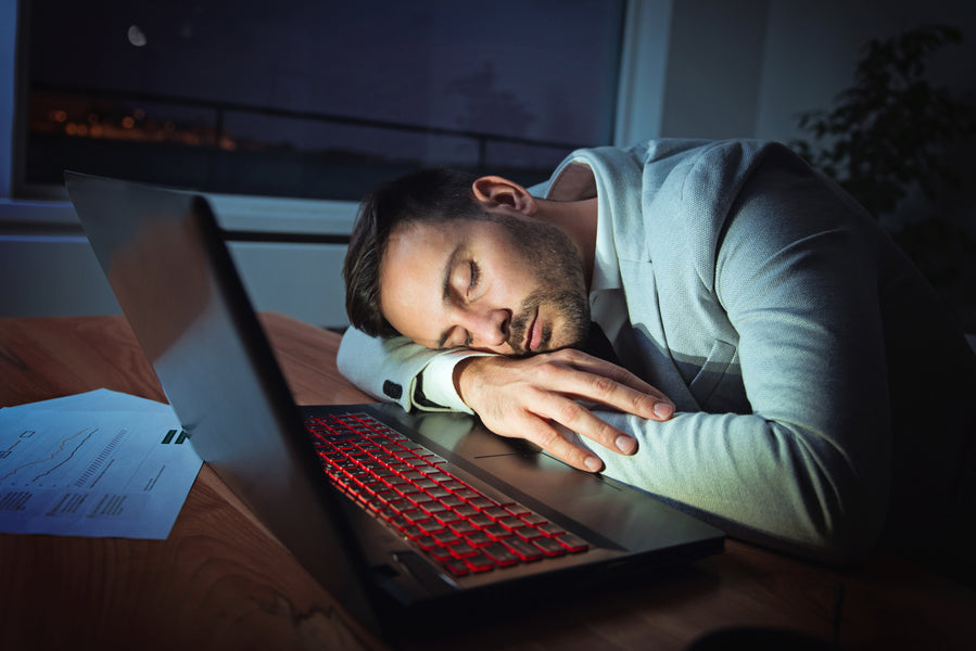 Keep Your Sleep Schedule Safe While Working From Home