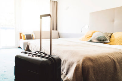 6 Tips For Better Sleep When Traveling on Business