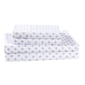 Dreamstate® 'Star Crossed Covers' Printed Sheet Set