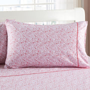 Dreamstate Petite Coral Flower Printed Sheet Set