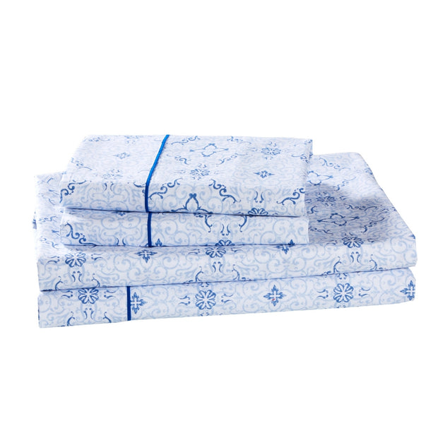 Dreamstate® 'Curled and Crossed' Printed Sheet Set