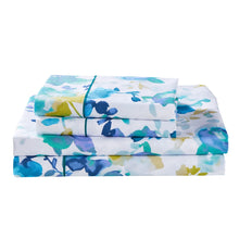 Load image into Gallery viewer, Dreamstate® 'Brushed Blossoms' Printed Sheet Set