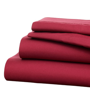 Biking Red Sheet Set