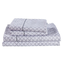 Load image into Gallery viewer, Dreamstate® 'Geometric Shell' Printed Sheet Set