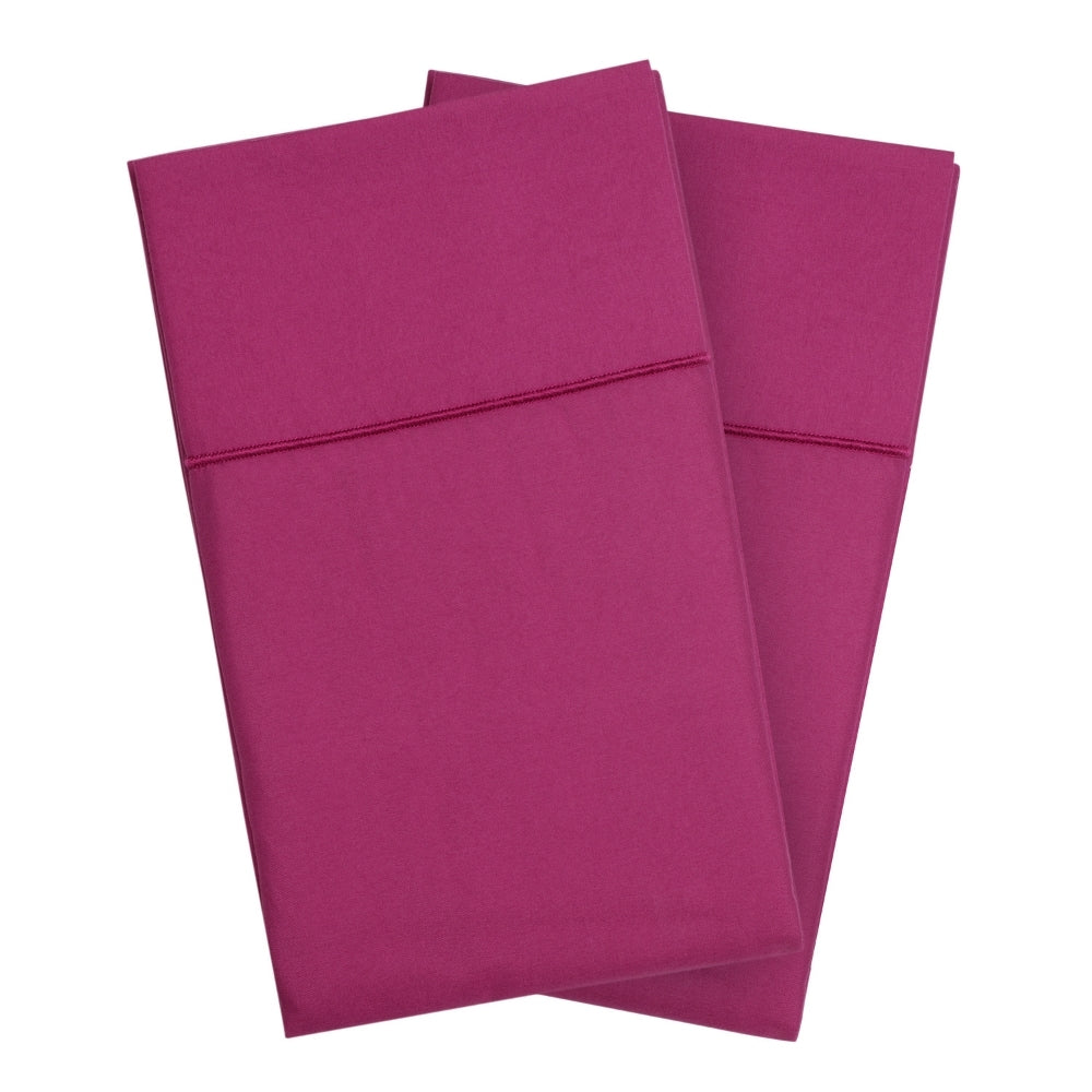 Magenta Haze Pillowcase Set