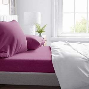 Magenta Haze Sheet Set