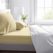 Load image into Gallery viewer, Mellow Yellow Sheet Set