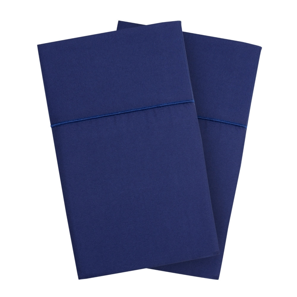 Twilight Blue Pillowcase Set