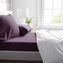 Load image into Gallery viewer, Italian Plum Sheet Set