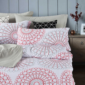 Dreamstate® Spiral Graph 3-Piece Duvet Cover Set