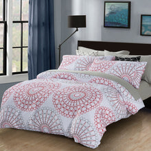 Load image into Gallery viewer, Dreamstate® Spiral Graph 3-Piece Duvet Cover Set