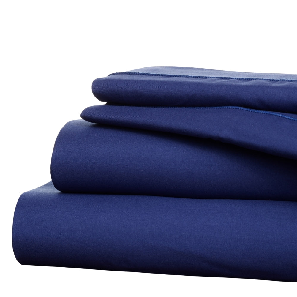 Twilight Blue Sheet Set