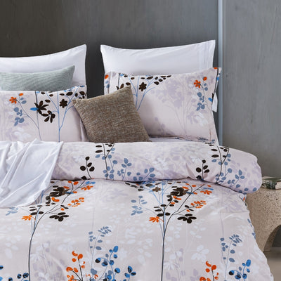 Lifestyle Marketplace Desert Wildflowers 3-Piece Duvet Cover Set