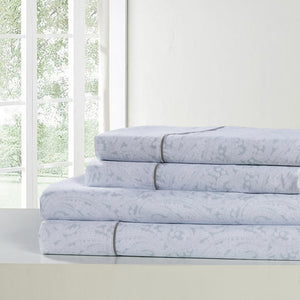 Dreamstate® 'Polished Paisley' Printed Sheet Set