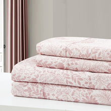 Load image into Gallery viewer, Dreamstate® 'Tickled Pink' Printed Sheet Set