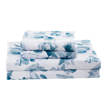 Dreamstate® 'Sapphire + Sky' Printed Sheet Set