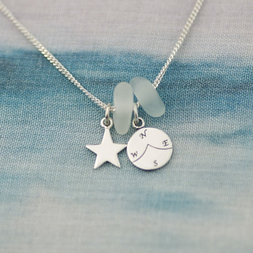 A Travelling Star Necklace