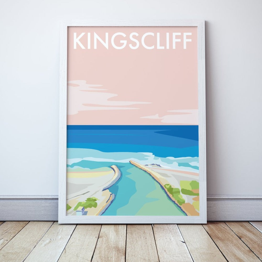 Kingscliff Beach Print