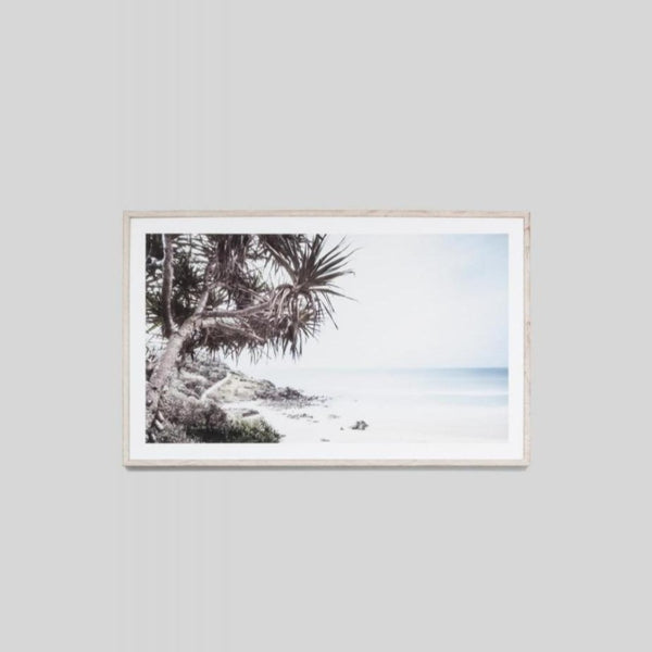 Framed Print - Along The Coast - Oxley and Moss