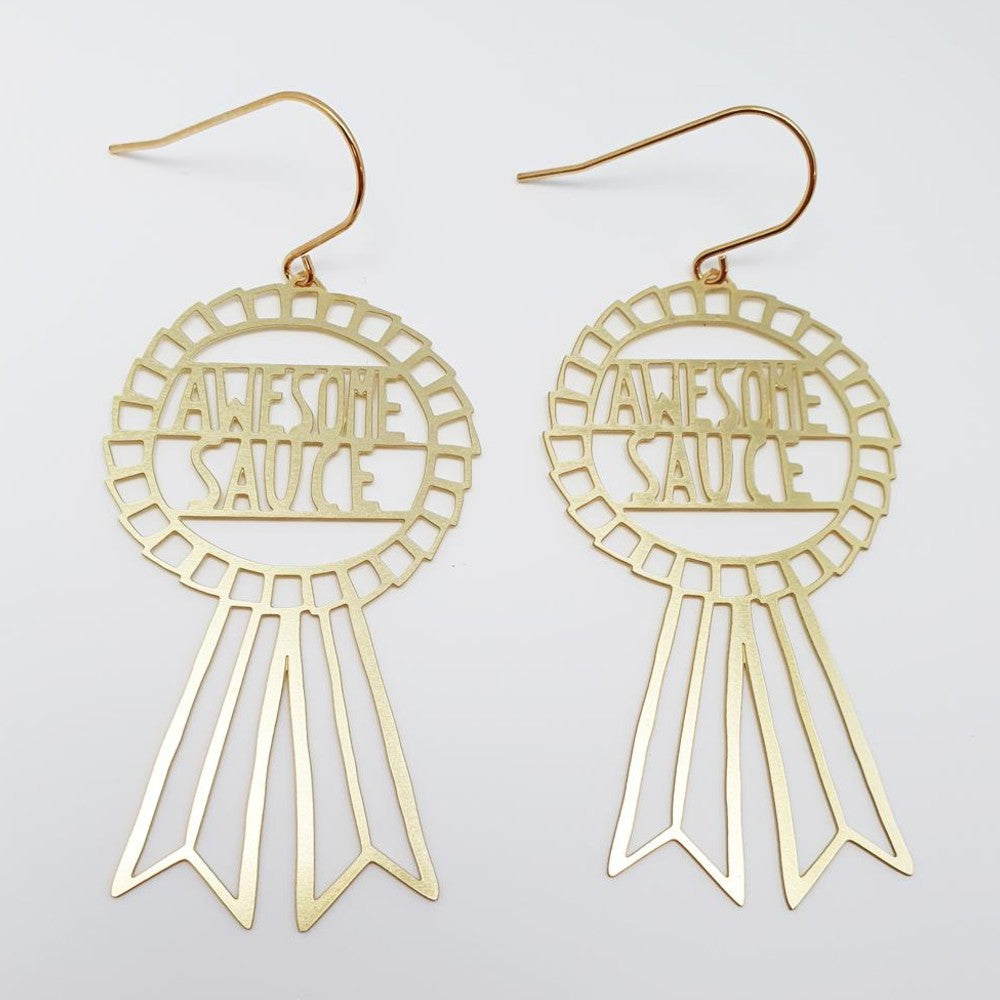 Awesome Sauce Earrings